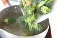 ブロッコリーおかかマヨの作り方1