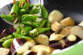 ナスのウスターソース炒めの作り方3