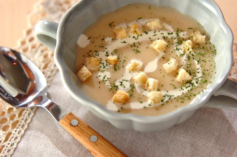 1. ポテトのスープ