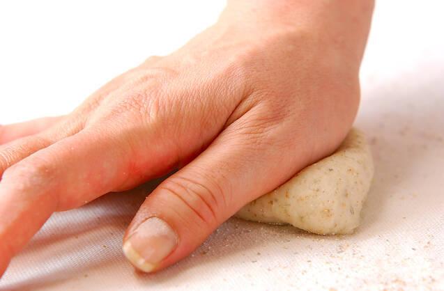パーティライ麦パンの作り方の手順7