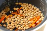 大豆とヒジキの炊き込みご飯の作り方5