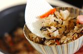大豆とヒジキの炊き込みご飯の作り方2