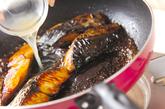 サワラの香り照り焼きの作り方2