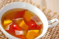 パプリカのスープ