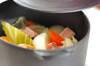 キャベツの蒸し煮の作り方の手順3