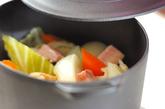 キャベツの蒸し煮の作り方3