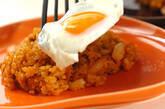 ナシゴレン風炊き込みご飯の作り方3