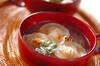 春雨スープの水餃子の作り方の手順