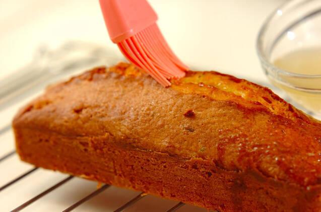 ローズマリーとレモンのケーキの作り方の手順8