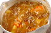 肉ジャガ・こっくり味の作り方4