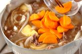 肉ジャガ・こっくり味の作り方3