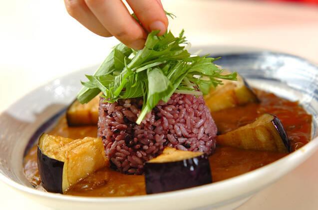 京野菜カレーライス(関西)の作り方の手順8