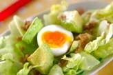 アボカドの中華サラダ