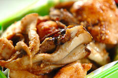 鶏ささ身のマヨネーズ炒め