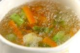 豆腐のグリーンサラダの作り方1