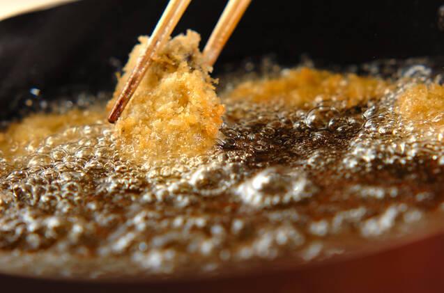 カキフライの作り方の手順7