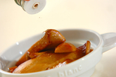 エリンギの甘辛炒めの作り方2