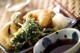 サクッと天ぷら