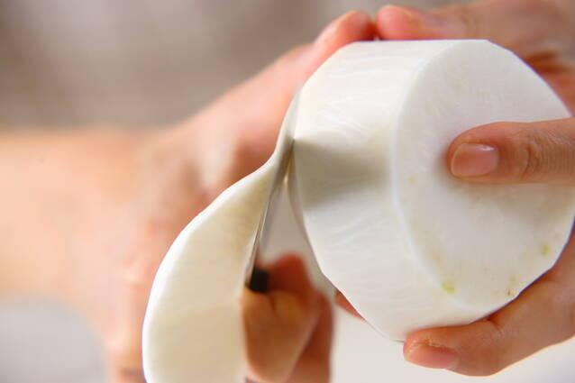 レンジカブラ蒸しの作り方の手順3