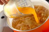 モヤシのトロミスープの作り方5