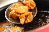 豚肉のカレー甘酢あんの作り方9