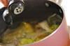 レタスと春雨のスープの作り方の手順3
