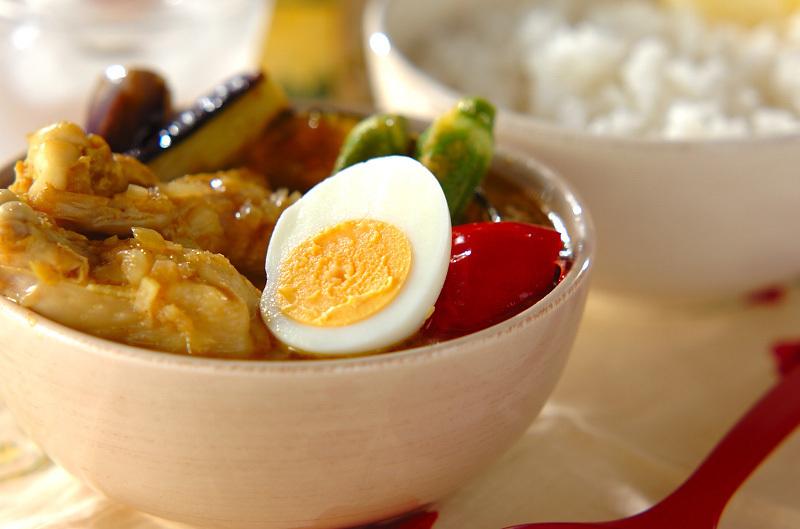 北海道のスープカレー