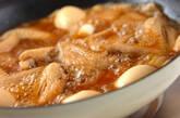手羽先の黒酢煮の作り方3