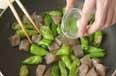 シシトウのピリ辛炒めの作り方2