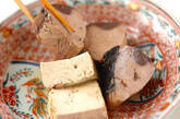 なまり節と豆腐の炊き合わせの作り方7