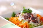 砂肝サラダ