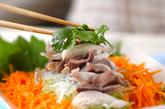 砂肝サラダの作り方3