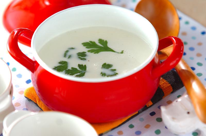 2. カリフラワーのスープ