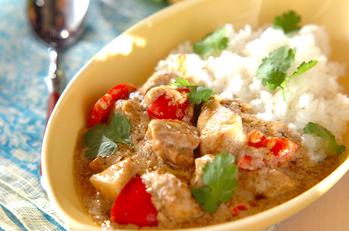 タイ風カレー