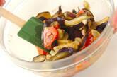 ナスとトマトのゴマ酢和えの作り方5