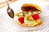 ホットフルーツケーキの作り方6