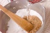 お婆ちゃんのわらびもちの作り方1