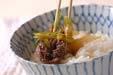 すき焼き風牛丼の作り方10