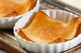カマンベールチーズのパングラタンの下準備6