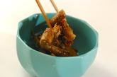 たたきゴボウとジャコのピリ辛炒めの作り方4