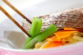 鯛の蒸し煮の作り方7