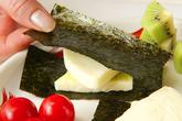 チーズのりはさみの作り方1