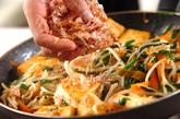 豆腐とモヤシのチャンプルーの作り方4