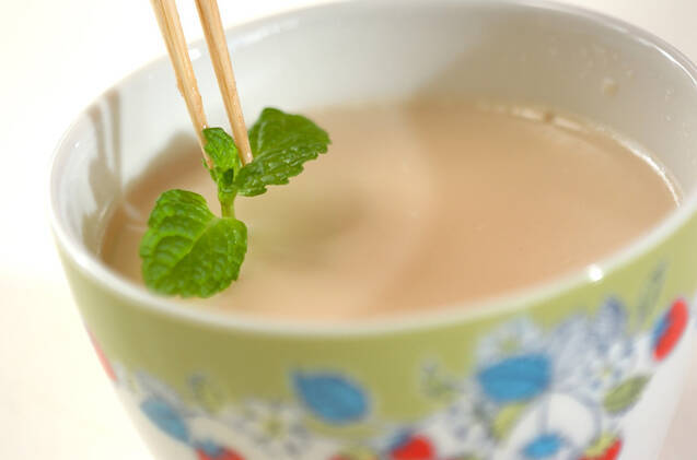 ミルクティーゼリーの作り方の手順4