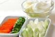 イカのマヨ炒めの作り方の手順2