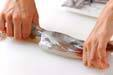 イカのマヨ炒めの作り方の手順1