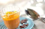 オレンジチョコムース
