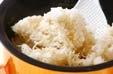 麦ジャコご飯の作り方2