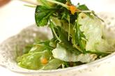 キャロットドレッシングサラダの作り方2