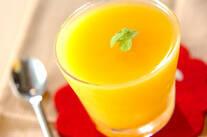 オレンジジュースゼリー